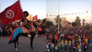 صفاقس :انطلاق فعاليات مهرجان عقارب للفروسية (صور)