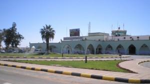 ليبيا مطار سبها الدولي