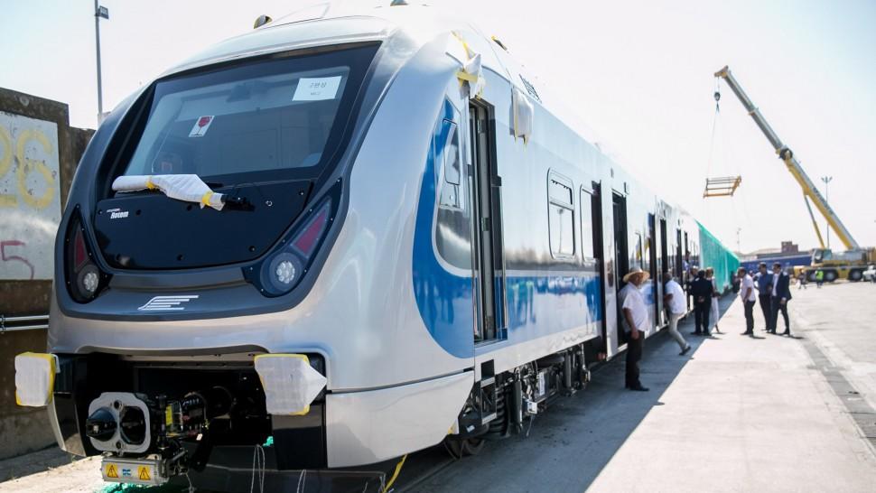تونس  القطارات الكهربائية