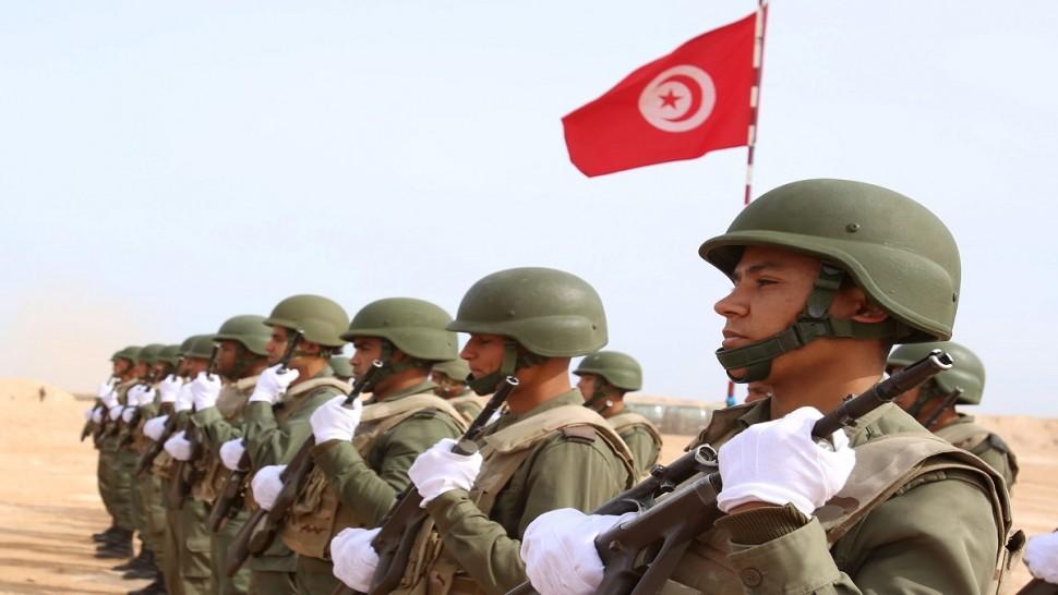 الوحدات الأمنيّة والعسكريّة  ليبيا تونس