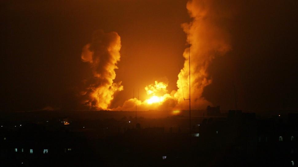 الاحتلال الصهيوني قطاع غزة فلسطين