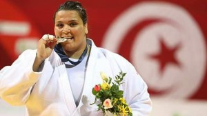 الجيدو: تتويج جديد للبطلة التونسية نهال شيخ روحو