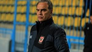 الأهلي المصري يقيل المدرب 'مارتين لاسارتي'