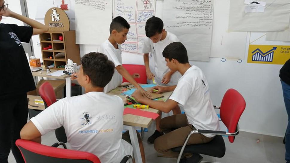 مركز نجاح الأعمال ينظم ورشة عمل الطفل في نسختها الثانية