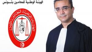 صفاقس: انتخاب حاتم المزيو كاتبا عاما للهيئة الوطنية للمحامين