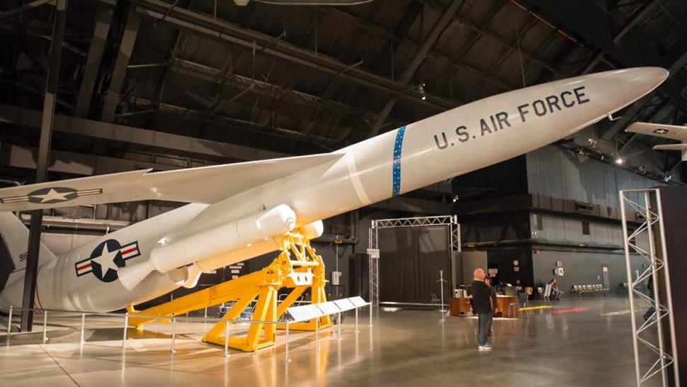 صاروخ امريكي