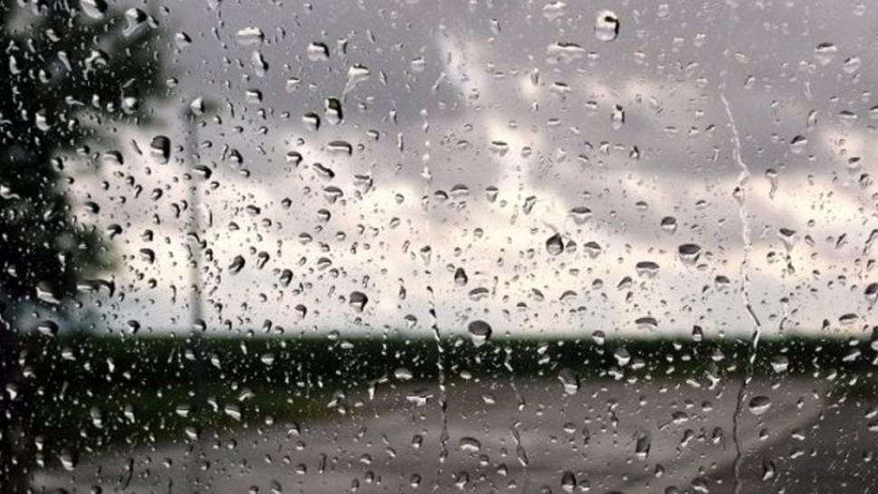 نشرة متابعة : أمطار مؤقتا رعدية ومحليا غزيرة