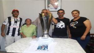 كأس تونس في بيت المرحوم عادل الشلبي