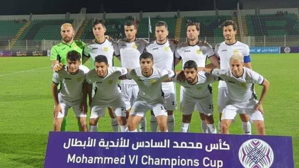 النادي البنزرتي  البطولة العربية