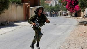 رام الله : مقتل جندية صهيونية واصابة آخرين جراء انفجار عبوة ناسفة