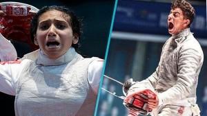 المبارزة بالسيف : البوبكري والفرجاني يهديان الذهب لتونس في الألعاب الإفريقية