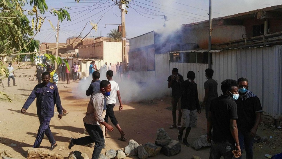 السودان حالة الطوارئ