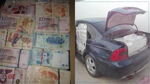 صفاقس : الديوانة تحجز سيارات ، أموال و كميات كبيرة من 'الدخان'