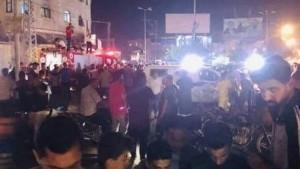 استشهاد فلسطينيين وإصابة آخر في قصف صهيوني جنوب غزة