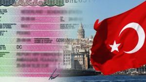 تأشيرة تركية