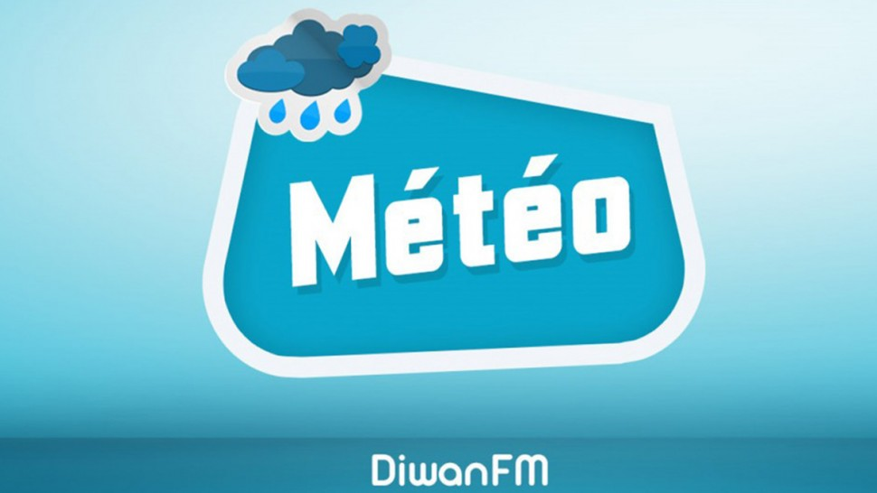 طقس اليوم: أمطار مؤقتا رعدية والريح تتجاوز 80 كلم في الساعة
