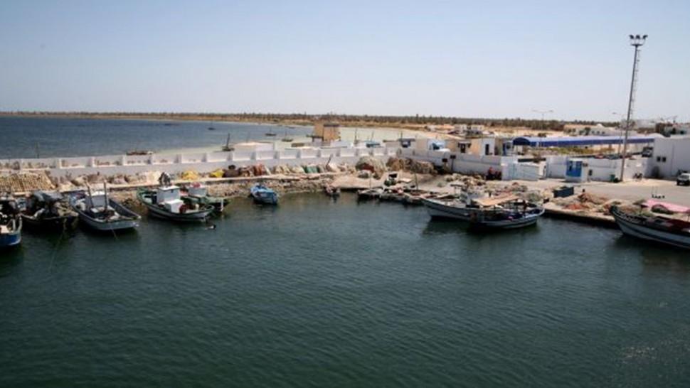 تقدم أشغال تهيئة ميناء سيدي يوسف بقرقنة 60 بالمائة