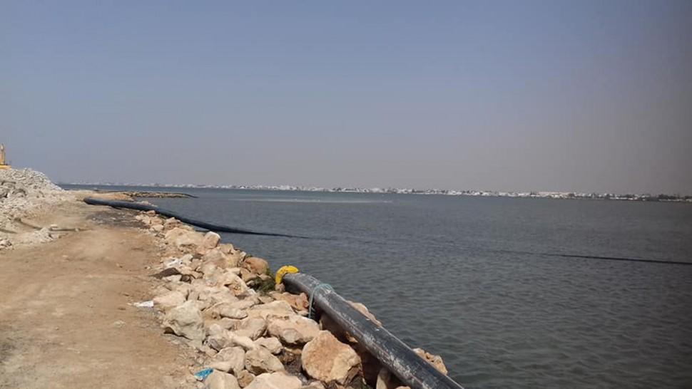 وزير التجهيز:عملية الردم بميناء الصيد البحري بسيدي منصور ضرورية