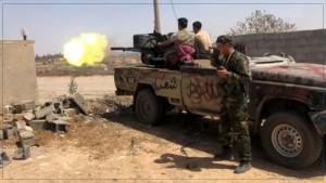 معارك ليبيا