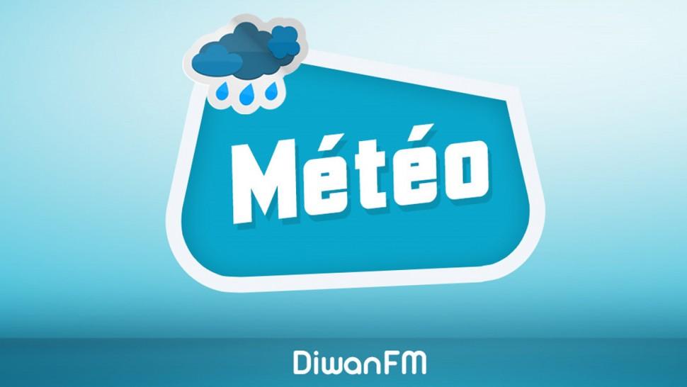 التوقعات الجوية : أمطار متفرقة وانخفاض في درجات الحرارة