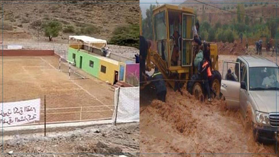 المغرب : فيضانات 'مباغتة' تخلف 7 قتلى