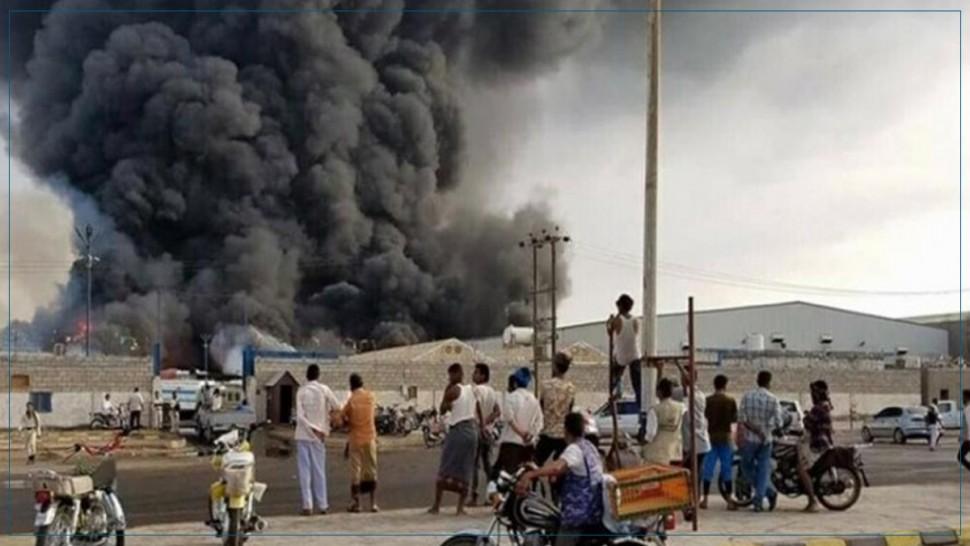 استهداف مطار نجران