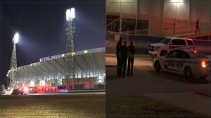 الولايات المتحدة : اصابات في إطلاق نار بملعب لكرة القدم