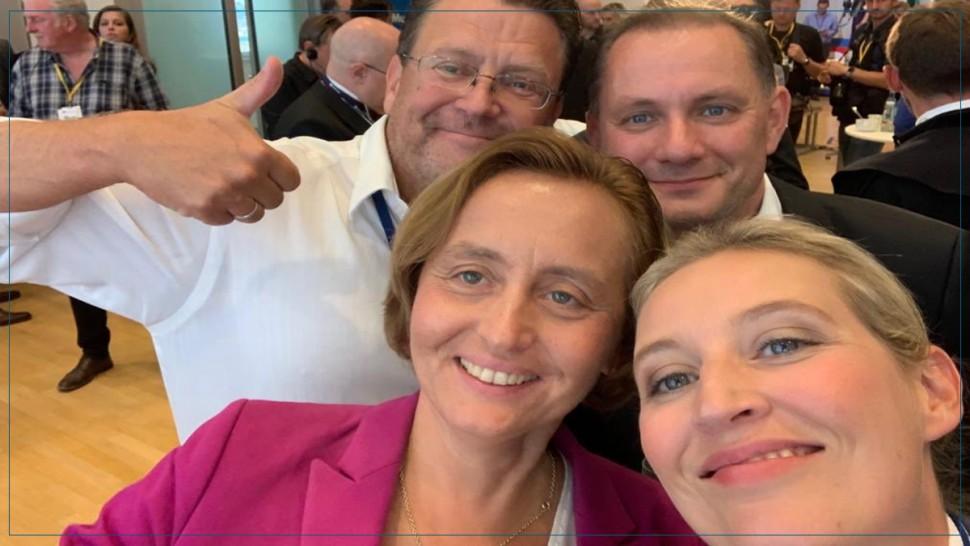 ألمانيا : صعود لليمين الشعبوي المتطرف في انتخابات المقاطعات