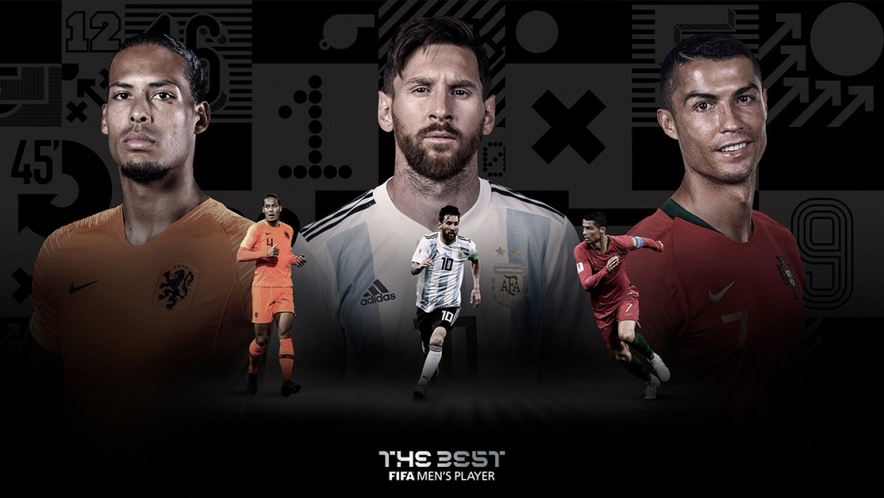 جوائز الفيفا سنة 2019