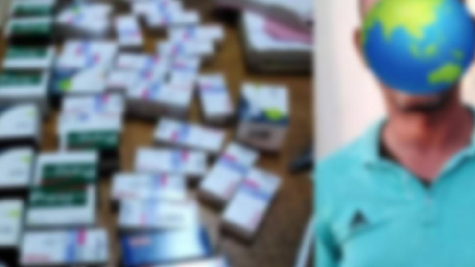 صفاقس : الإطاحة بأجنبي بحوزته كمية هامة من الأدوية باهضة الثمن