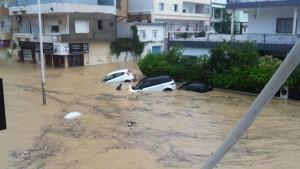 الرصد الجوي يحذر من خطر تشكل السيول وارتفاع منسوب المياه