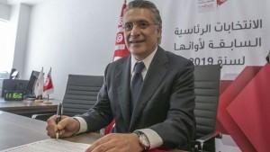 رئيس هيئة الانتخابات: نبيل القروي سيمنع من المشاركة في الدور الثاني في هذه الحالة
