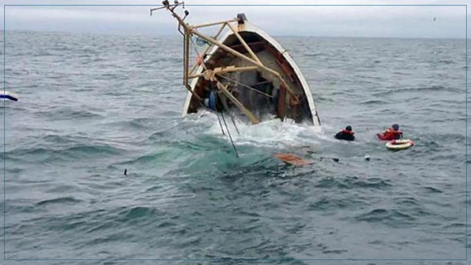 جربة : غرق مركب على متنه 10 ''حراقة''