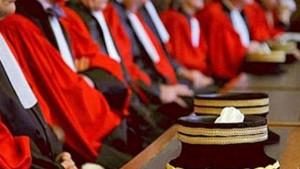 جمعية القضاة تدعو الى اضراب عام بداية من الغد