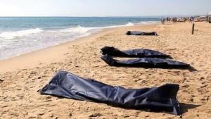 المغرب : انتشال 16 جثة اثر غرق قارب للمهاجرين