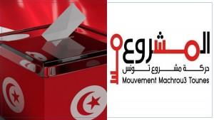 حركة مشروع تونس تختار مبدأ حرية التصويت في الدور الثاني للرئاسية