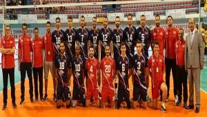 مونديال الطائرة : تونس تنقاد للهزيمة التاسعة