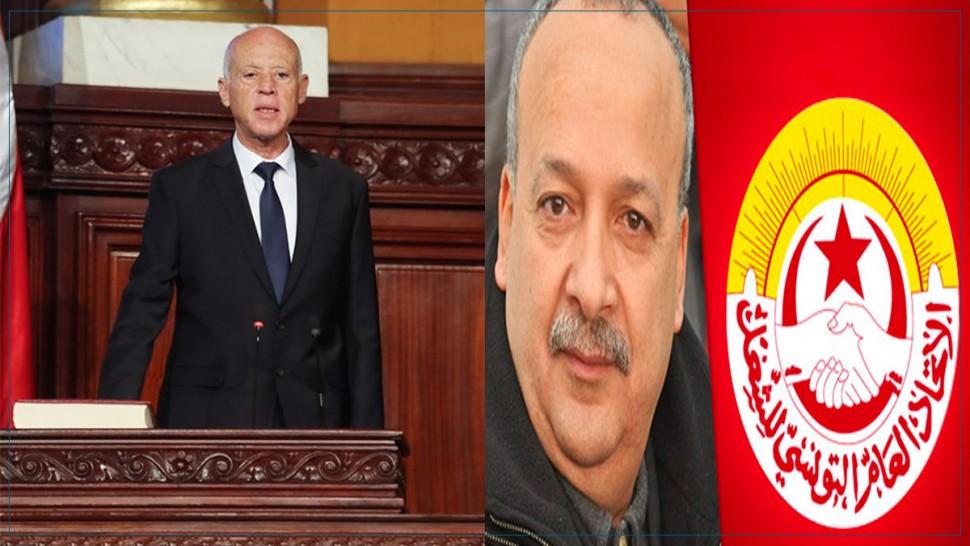 التبرع بيوم عمل من أجل سداد ديون تونس  ... سامي الطاهري يعلق