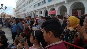 عروض تنشيطية بمناسبة افتتاح المسرح البلدي بصفاقس