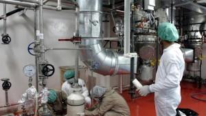طهران تستأنف تخصيب اليورانيوم في منشأة نووية تحت الأرض