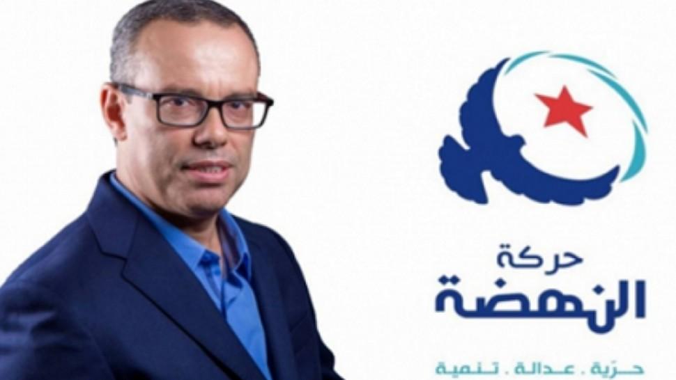 عماد الخميري : النهضة لم تطرح بعد أي اسم لتولي رئاسة الحكومة