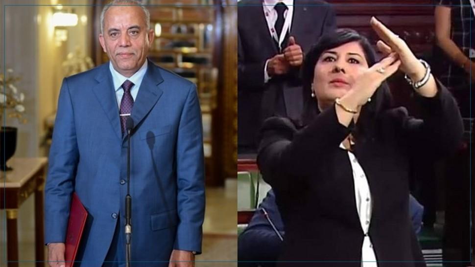 عبير موسي :  شكوك حول حصول رئيس الحكومة المكلف الحبيب الجملي على شهادة البكالوريا