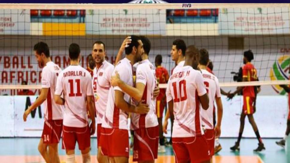الكرة الطائرة : المنتخب الوطني يسافر الى بولندا