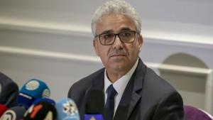 وزير الخارجية الليبي