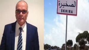 رئيس بلدية الصخيرة خالد فتيريش