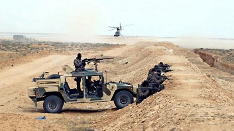 وزارة الدفاع الوطني: إصابة متسلل إلى التراب التونسي بطلق ناري