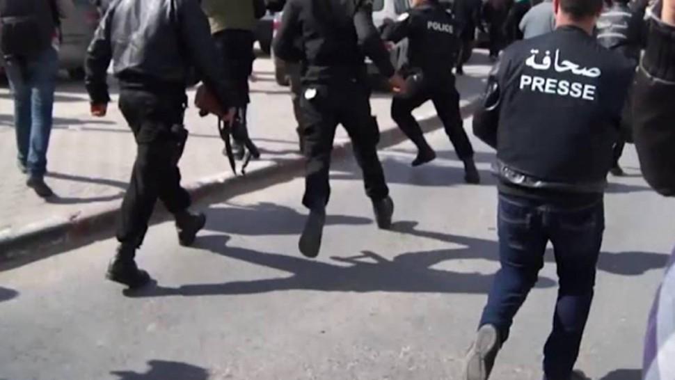 نقابة الصحفيين تحذر من انزلاق أمني خطير في التعامل مع الصحفيين