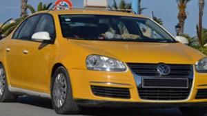 التاكسي الفردي