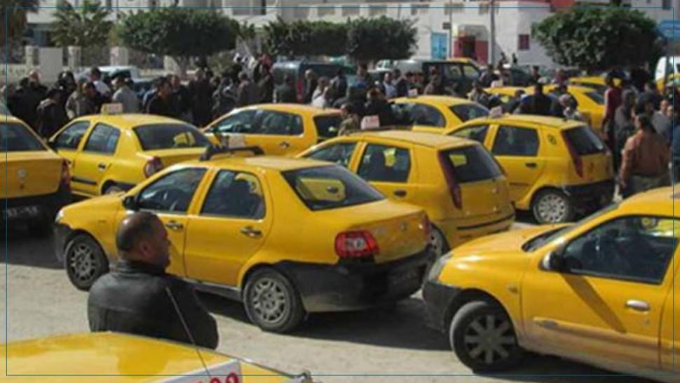 قرقنة : أصحاب سيارات الأجرة ''تاكسي'' يضربون عن العمل