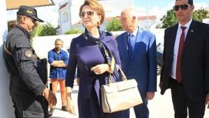 القاضية كلثوم كنو تنفي ترقية زوجة قيس سعيد
